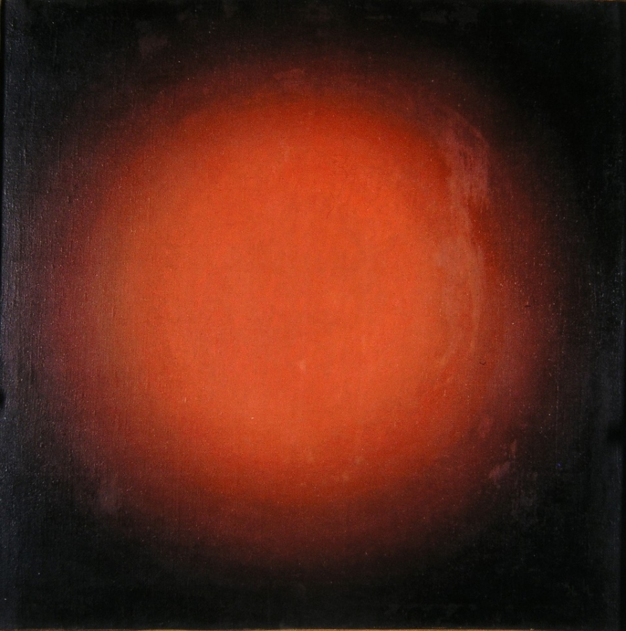 "[DAY 35] Ivan Kliun, ""Red Light"", early 1920s"